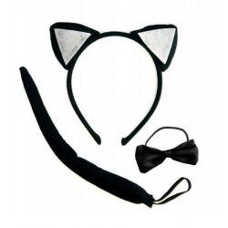 Kot KOTEK FILEMON strój kostium ekspresowy EduCORE