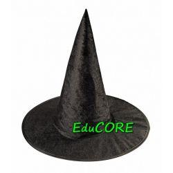 CZAROWNICA kapelusz tiara kostium CZARNY EduCORE