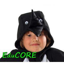 WRONA KRUK SROKA czapka kapelusz kostium EduCORE