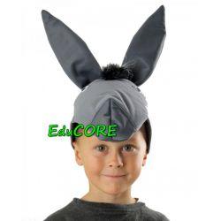 OSIOŁ OSIOŁEK CZAPKA  strój kostium  EduCORE
