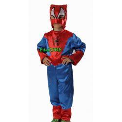 SPIDERMAN człowiek pająk kostium 134/140 EduCORE