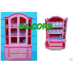 KREDENS mebelki dla lalki Barbie e059 prst EduCORE