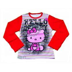 #hello kitty# bluzka 146(11L) Rozmiar 128