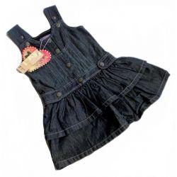 Sukienka jeansowa princeska  92/98(2/3L)