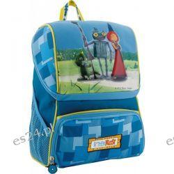 RITTER ROST POGROMCA SMOKÓW plecak szkolny licencja Artykuły szkolne