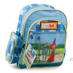 RITTER ROST POGROMCA SMOKÓW mały plecak  licencja Artykuły szkolne