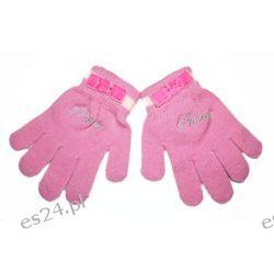 DISNEY PRINCESS Rękawiczki dla dzieci rozmiary od 6-12 LAT Rozmiar 128