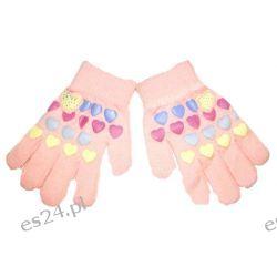 DISNEY PRINCESS Rękawiczki dla dzieci rozmiary od 6-12 LAT Rozmiar 92-98