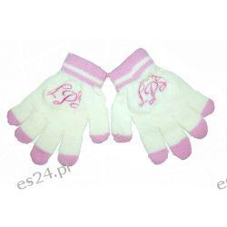 DISNEY PRINCESS Rękawiczki dla dzieci rozmiary od 6-12 LAT Rozmiar 122