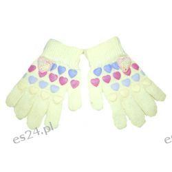 DISNEY PRINCESS Rękawiczki dla dzieci rozmiary od 6-12 LAT Rozmiar 98