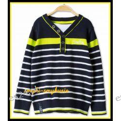 C&A sweter 2w1 z NIEMIEC 104(4l) Rozmiar 128