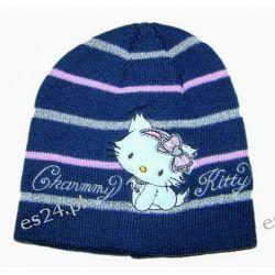 CHARMMY KITTY czapka rozm.54/56 licencja Rozmiar 128-134