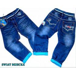 *NOWOŚĆ* Spodnie jeans 98/104(4) Rozmiar 128