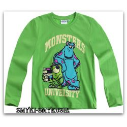 DISNEY MONSTERS UNIVERSITY bluzka 116(6L)licencja Rozmiar 116