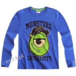 DISNEY MONSTERS UNIVERSITY bluzka 110(5L)licencja Rozmiar 110