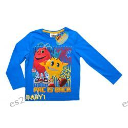 PAC-MAN and the Ghostly Adventures bluzka 98(3L) Rozmiar 122