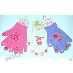 DISNEY Rękawiczki dla dzieci od 8-12 LAT Rozmiar 128