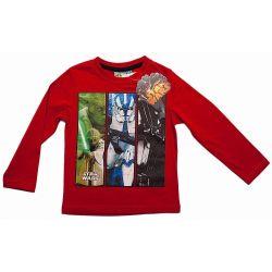 STAR WARS bluzka  z NIEMIEC 98(3l) licencja Dla Dzieci