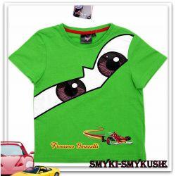 DISNEY Francesco Bernoulli koszulki 98(3l)licencja Dla Dzieci
