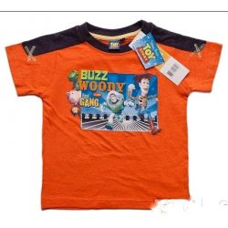 PIXAR TOY STORY 3 bluzka 98(3L)licencja Dla Dzieci