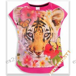 C&A Palomino bluzka tunika 92(2l)BIO COTTON Dla Dzieci