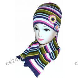 H&M czapka+szalik rozm 54/56  Odzież