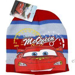 DISNEY CARS McQUEEN czapka rozm.54/56 licencja