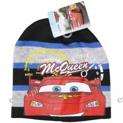 DISNEY CARS McQUEEN czapka rozm52/54 licencja  Rozmiar 110