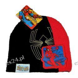 SPIDERMAN MARVEL czapka rozm.54/56 licencja  Rozmiar 92