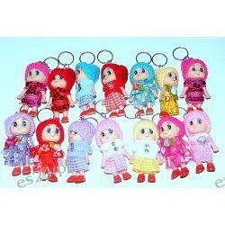Breloczki z dziewczynkami do kluczy lub do torby    Rozmiar 128