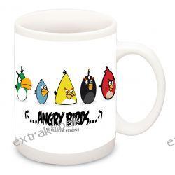 Kubek z nadrukiem Angry Birds