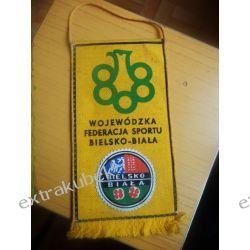 Proporczyk Wojewódzka federacja sportu Bielsko Biała