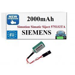 Bateria Siemens Simotion Simatic Siject 575332TA Zabezpieczenia i bezpieczniki