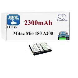 AKUMULATOR DO Mitac Mio 180 A200 P340 P300 2300mAh