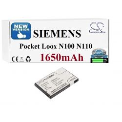 Bateria do Fujitsu Siemens Pocket Loox N100 N110 Siemens