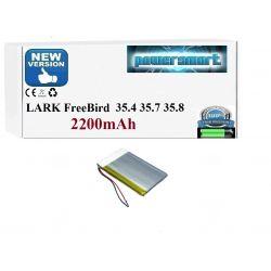 AKUMULATOR Lark FreeBird 35,0 35.4 35,5 35.7 35.8 Urządzenia