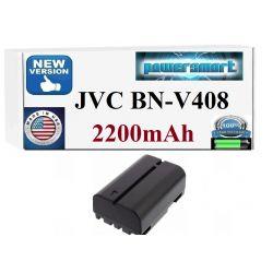 AKUMULATOR DO JVC BN-V408 BN-V408U HS-C408 2200MAH Pozostałe
