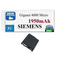 BATERIA SIEMENS GIGASET 4000 4010 4015 MICRO Siemens