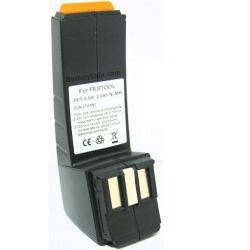 BATERIA Festool BPH9.6C FSP-488437 CCD9.6 3000mAh