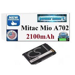 BATERIA 027332WUX DO Mitac Mio A702 2100mAh FVT GPS i akcesoria