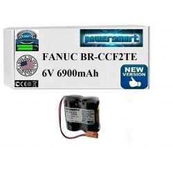 BATERIA DO FANUC BR-CCF2TE BR-CCF2TH 6.0V 6900mAh. Sterowniki i regulatory