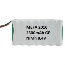 Akumulator  drukarka  MEFA 2010 K (-L,-N) 2500mAh Urządzenia