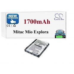 AKUMULATOR DO Mitac Mio Explora K70 K75 1700mAh GPS i akcesoria