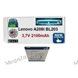 AKUMULATOR BATERIA Lenovo A208t BL214 BL203 A66 A385E 2100mAh Telefony i Akcesoria