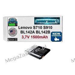 AKUMULATOR BATERIA Lenovo S710 S910 BL142A BL142B 1500mAh Samsung