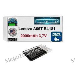 BATERIA AKUMULATOR do Lenovo A66T BL181 2000mAh Telefony i Akcesoria