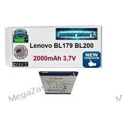 AKUMULATOR BATERIA Lenovo A288t BL179 BL200 A660 S760 2000mAh Telefony i Akcesoria