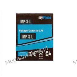 AKUMULATOR myPhone MP-S-L  8920 TV MARK 1500mAh Pozostałe