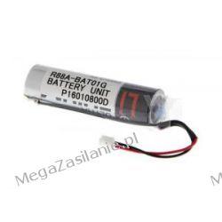BATERIA SAFT ER6C ER6 F1 FX2N F240BL FX-48MR-UA1 R88A-BAT01G Sterowniki i regulatory