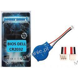 BATERIA BIOS CMOS DO DELL E5400 E6400 CR2032 3-PIN Komputery